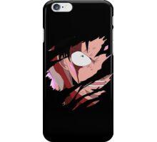 one piece luffy gear second anime manga shirt iPhone Case/Skin
