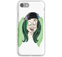 Mad as a Hare in March iPhone Case/Skin