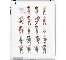 Attack on Titan iPad Case/Skin