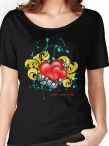 Valentines 2011 Women's Relaxed Fit T-Shirt