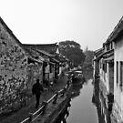 Old Waterways by Julian Fulton-Boote