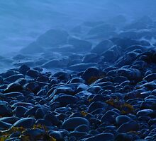Sea -washed Stones by Bette Devine