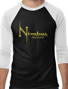 Nimbus Racing Brooms Men's Baseball ¾ T-Shirt