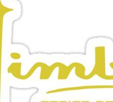 Nimbus Racing Brooms Sticker