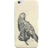 Galah - Sugarlift Etching Case iPhone Case/Skin