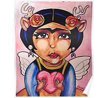 Frida : Wings Poster