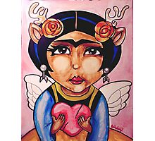 Frida : Wings Photographic Print