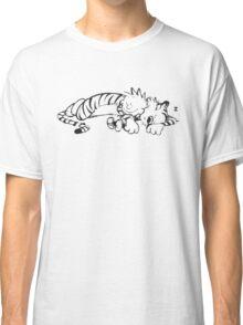 Calvin & Hobbes Sleeping Classic T-Shirt