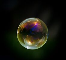 """""""World in a Bubble"""" by Sophie Lapsley"""
