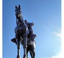 Stonewall Jackson, Manassas Photographic Print