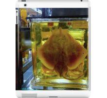 Unhappy Flatfish iPad Case/Skin
