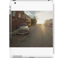 classic truck iPad Case/Skin