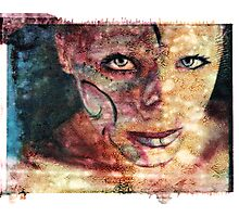 """Who Am I?"" Photographic Print"