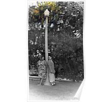 Lampost Engagement Poster