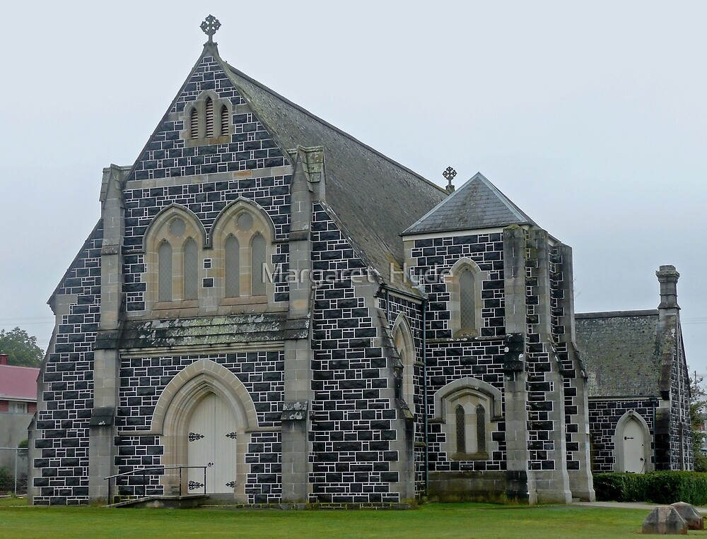 Church of the Holy Redeemer, Deloraine, Tasmania by Margaret  Hyde