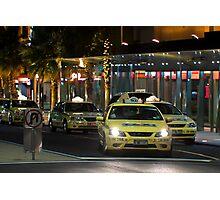 The Night shift Photographic Print