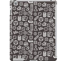 Board Game Pieces – Inverted iPad Case/Skin