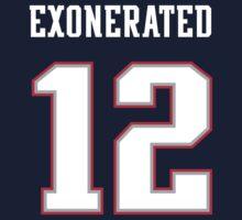 Brady Exonerated Kids Tee