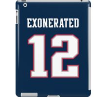 Brady Exonerated iPad Case/Skin