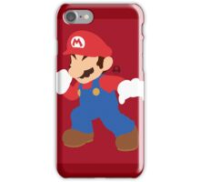 Mario - Super Smash Bros. iPhone Case/Skin