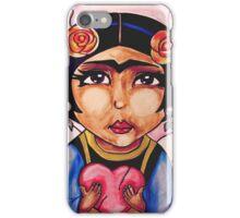 Frida : Wings iPhone Case/Skin
