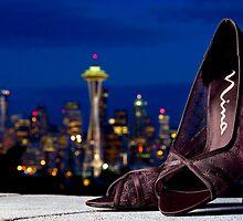 """Seattle Shoes"" by Whitney Mason"