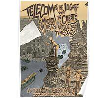 Telecom at the IDGAFF 2007 11 10 Poster