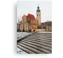 Carmelite church Metal Print