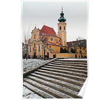 Carmelite church Poster