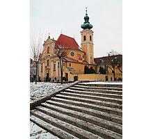 Carmelite church Photographic Print
