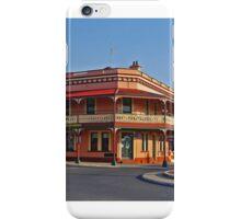 Great Central Hotel, Glen Innes, N.S.W., Australia (Panorama) iPhone Case/Skin