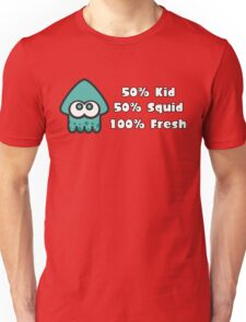 Splatoon Fresh Shirt (Turquoise) T-Shirt