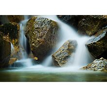 Granite Pool Photographic Print