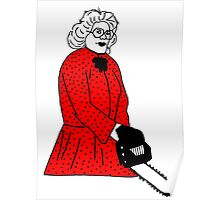 Mabel Madea Simmons Poster