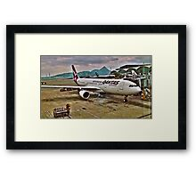Spirit of Australia Framed Print