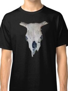 Old Cow Skull tee Classic T-Shirt