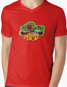 Animal Alternative Mens V-Neck T-Shirt