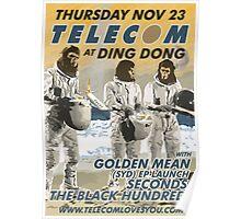 Telecom at Ding Dong 2006 11 23 Poster