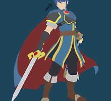 Marth - Super Smash Bros. by samaran