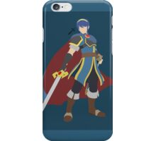 Marth - Super Smash Bros. iPhone Case/Skin
