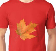 Dry Maple Leaf Unisex T-Shirt