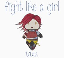 Fight Like a Girl | Lilith - Borderlands Kids Clothes