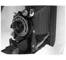 Old Brownie Camera Poster