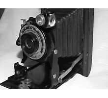 Old Brownie Camera Photographic Print