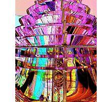 Fresnel Lens Photographic Print