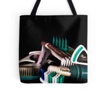 Brush Tote Bag