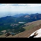 Pike's Peak - America the Beautiful by TonyCrehan