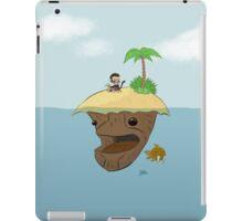 Monkey and Island iPad Case/Skin