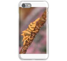 Wire Coral Shrimp iPhone Case/Skin
