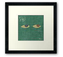 Saint Motel Voyeur Framed Print
